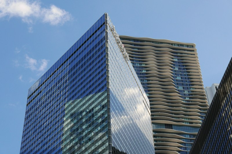 Swissotel and Aqua Tower