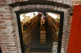 Wine cellar at Hertog Jan