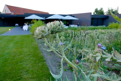 Culinary gardens at Hertog Jan