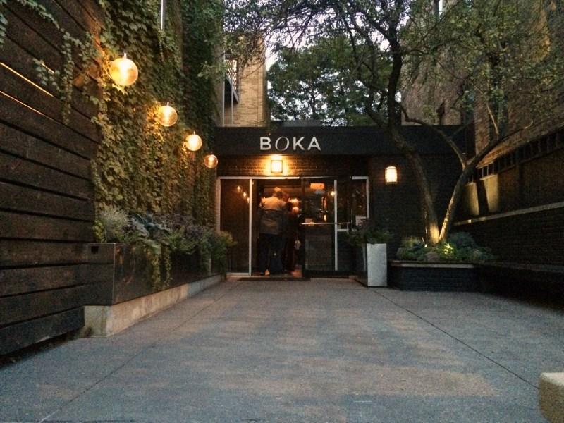 Boka, 1729 N Halsted