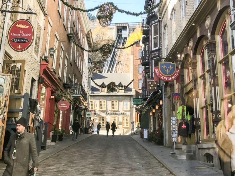 Rue Sous Le Fort