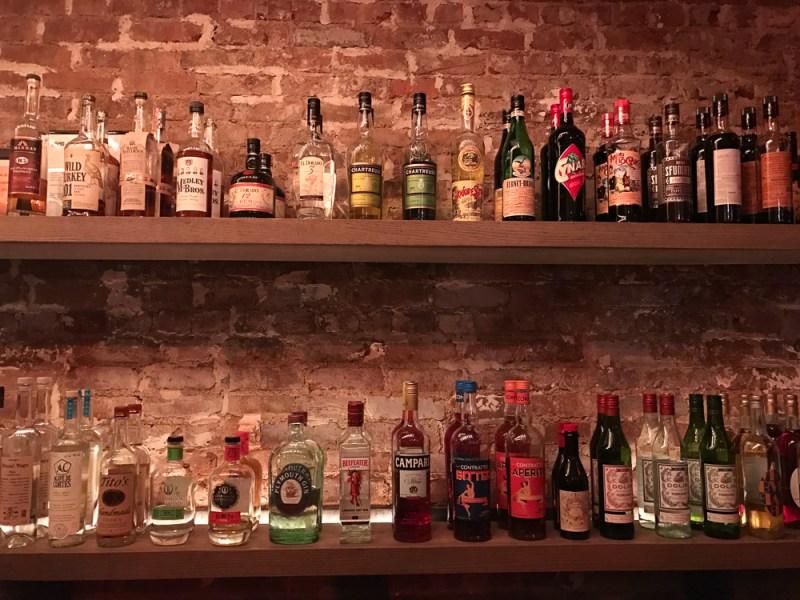 Bar at Contra