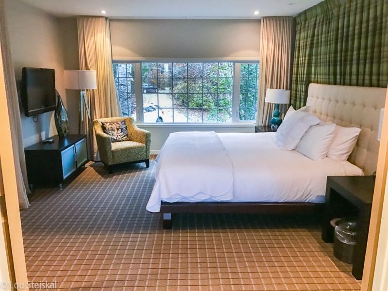 Second Bedroom of Heron Suite