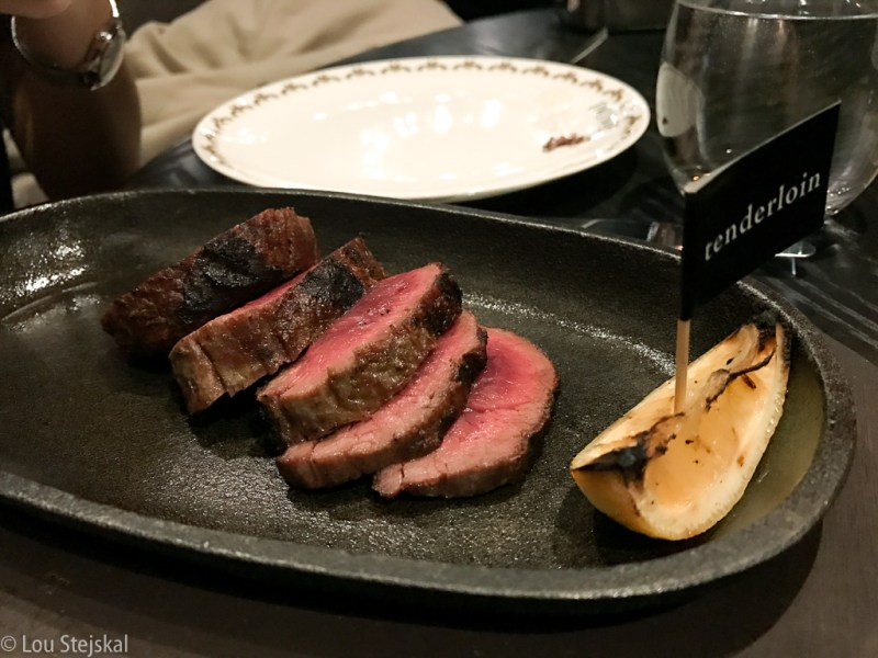 Beef Strip Loin 4 oz ($20)