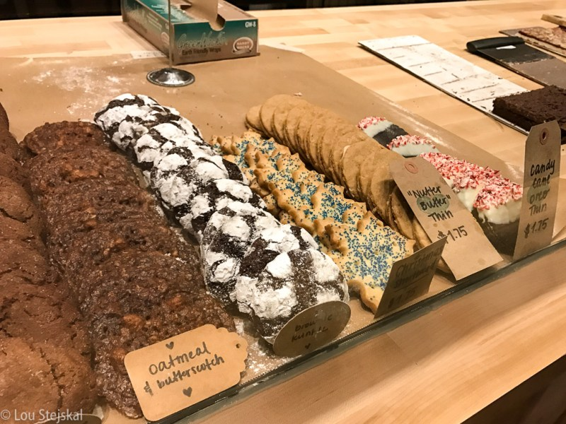 Cookies at Mindy's Hot Chocolate at Revival Food Hall