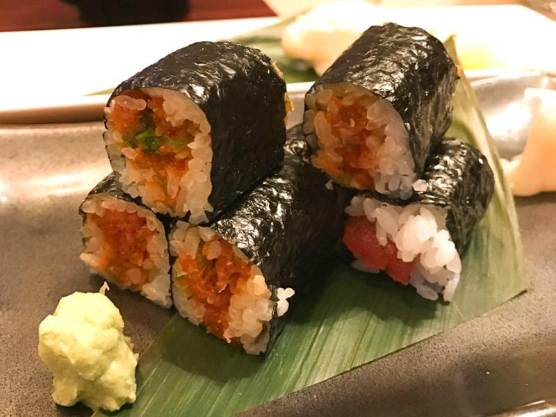 Tuna Maki ($8.50)