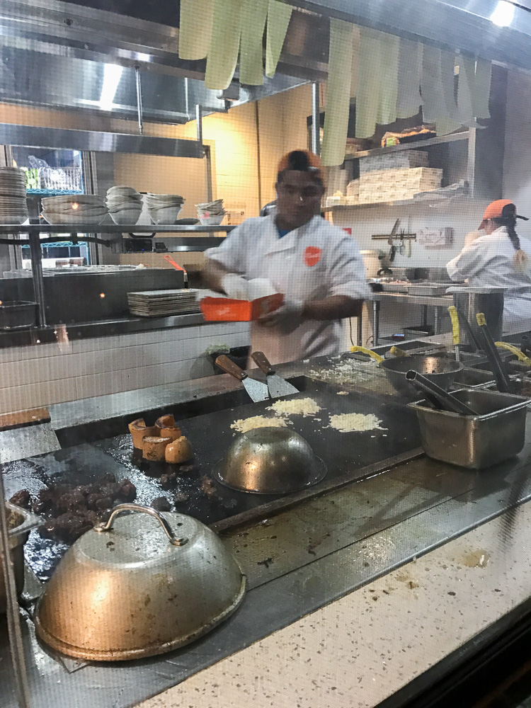 Puesto kitchen