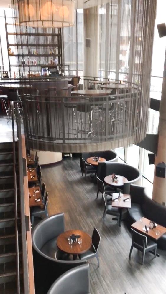 Bar at Dana Hotel and Spa