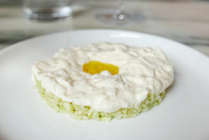 Burrata, Meyer Lemon, Fennel ($18)