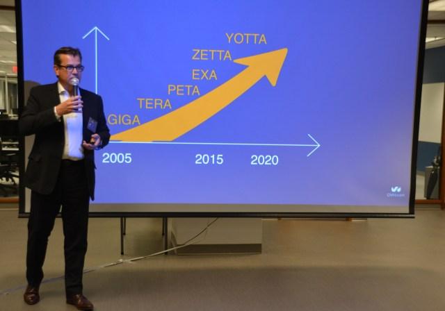 L'explosion des données dans les cinq prochaines années, expliquée par Laurent Allard