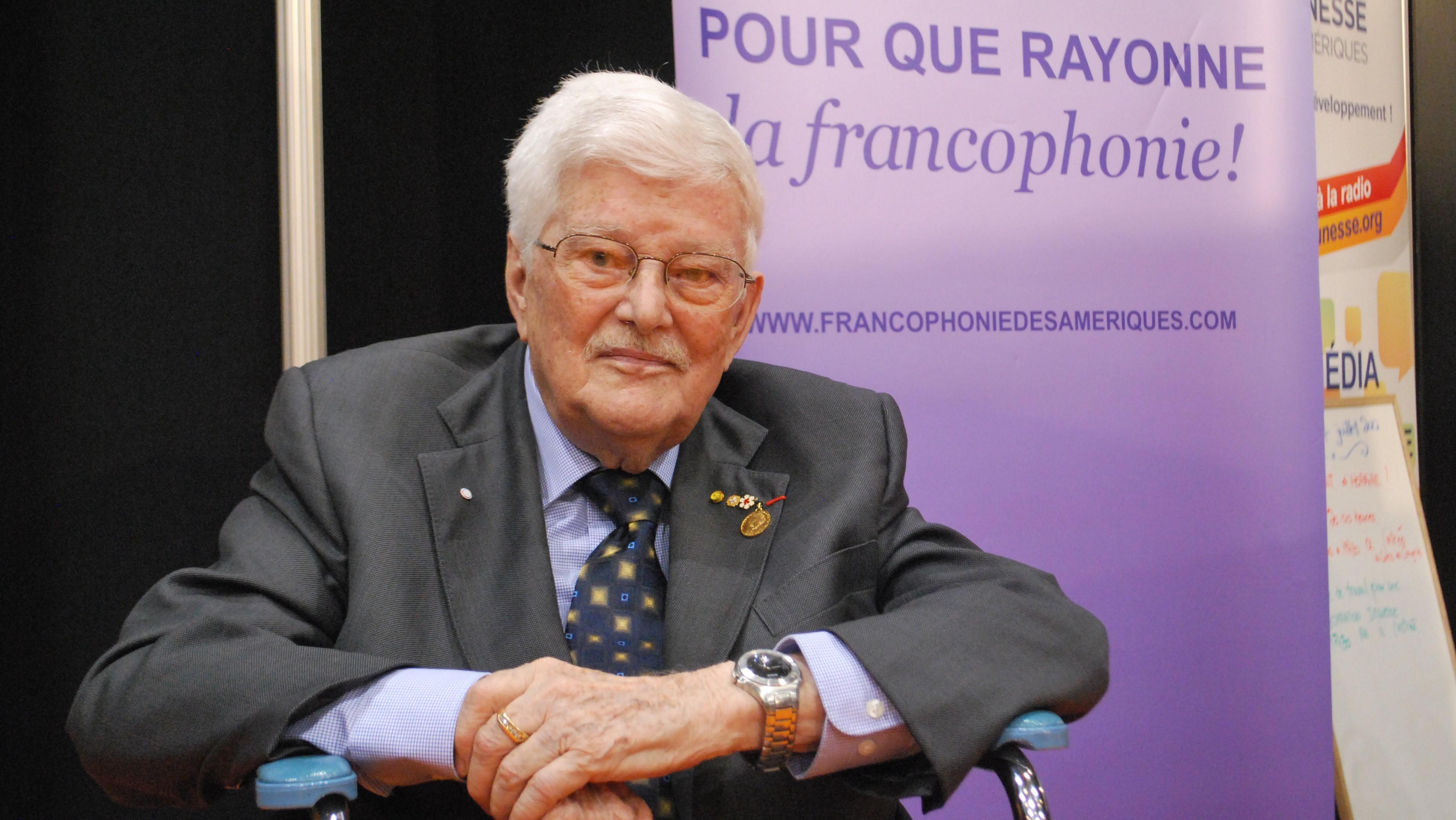 Paul Gérin-Lajoie, un personnage marquant pour Michel Perron