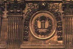 Монограмма Людовика XIV.