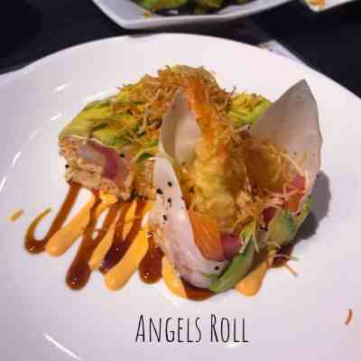 Niya Sushi: Sushi Roll Heaven - Angels Roll