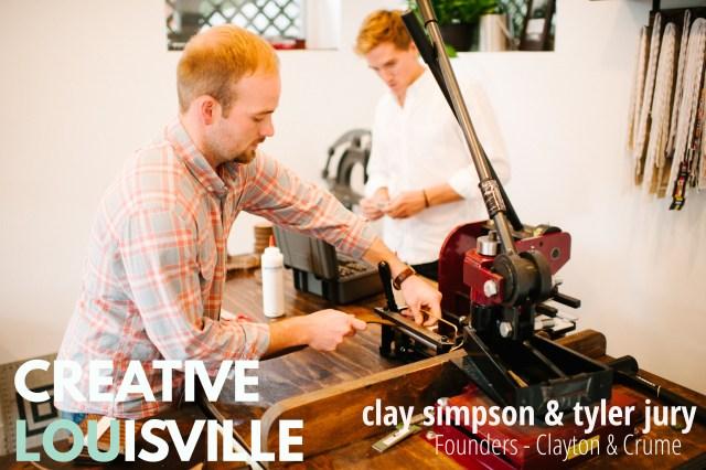 Clayton & Crume - Creative Louisville