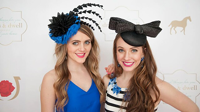 Kentucky Derby Hats and Fascinators * Britni Knable * Headcandi (5)