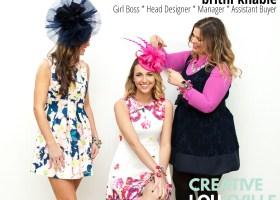 Kentucky Derby Hats and Fascinators * Britni Knable * Headcandi (24)