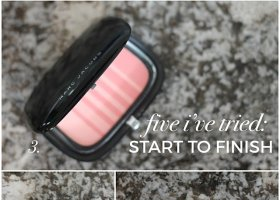 Beauty Review Five I've Tried