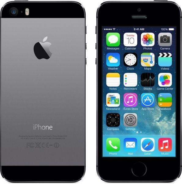 Bonjour iPhone 5S : mon 1er avis à chaud