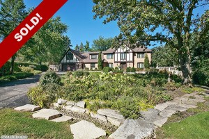 SOLD! Solid All-Brick Tudor-Style Home on a Cul-De-Sac!