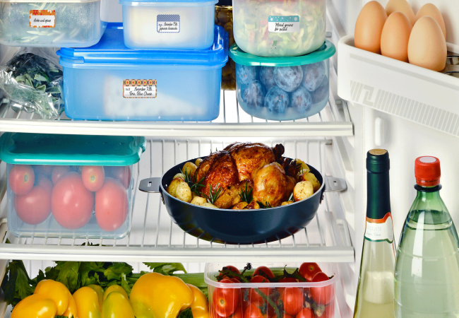 10 Tips For Cleaning Out Your Fridge!