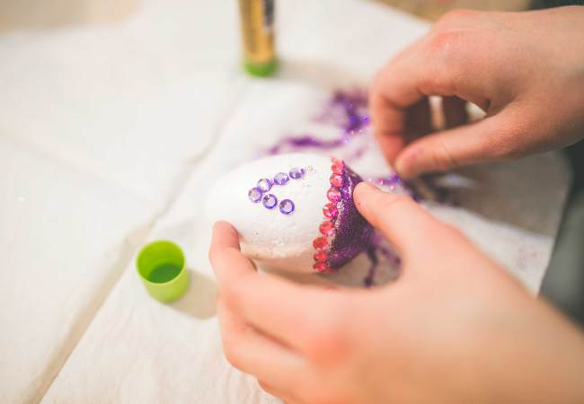 3 Easter Crafts for the Kids