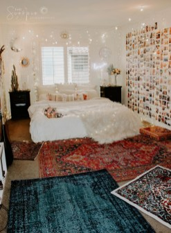 Adorable Bohemian Bedroom Decoration Ideas You Will Totally Love 33