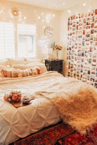 Adorable Bohemian Bedroom Decoration Ideas You Will Totally Love 40