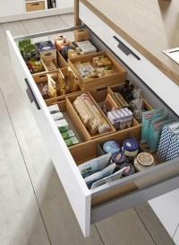 Genius Kitchen Storage Ideas For Your New Kitchen 22