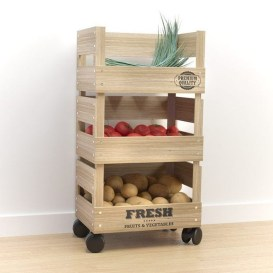 Genius Kitchen Storage Ideas For Your New Kitchen 23