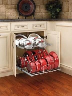 Genius Kitchen Storage Ideas For Your New Kitchen 42