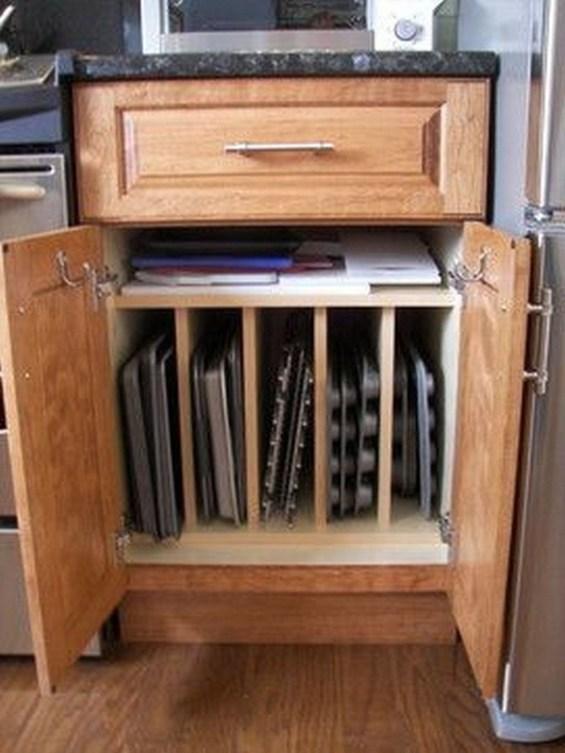 Genius Kitchen Storage Ideas For Your New Kitchen 49
