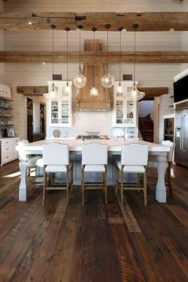Inspiring Famhouse Kitchen Design Ideas 06