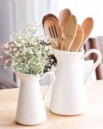 Inspiring Famhouse Kitchen Design Ideas 40