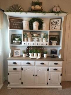 Inspiring Famhouse Kitchen Design Ideas 44