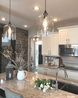 Inspiring Famhouse Kitchen Design Ideas 45