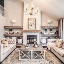 Luxurious Living Room Design To Make Your Home Look Fabulous 11