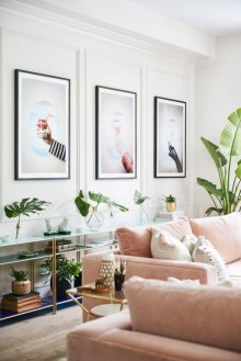 Luxurious Living Room Design To Make Your Home Look Fabulous 16