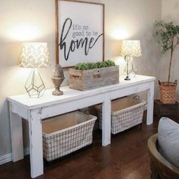 Stunning Farmhouse Style For Home Decor Ideas 18