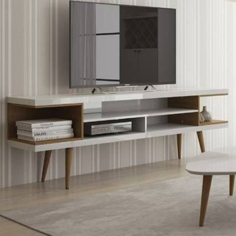 Amazing Wooden TV Stand Ideas You Can Build In A Weekend 13
