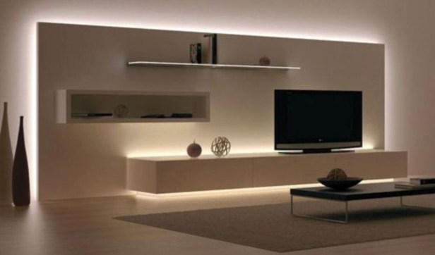 Amazing Wooden TV Stand Ideas You Can Build In A Weekend 26