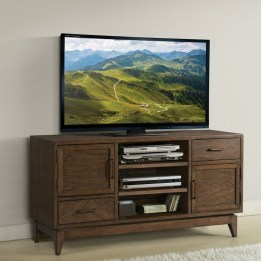 Amazing Wooden TV Stand Ideas You Can Build In A Weekend 37
