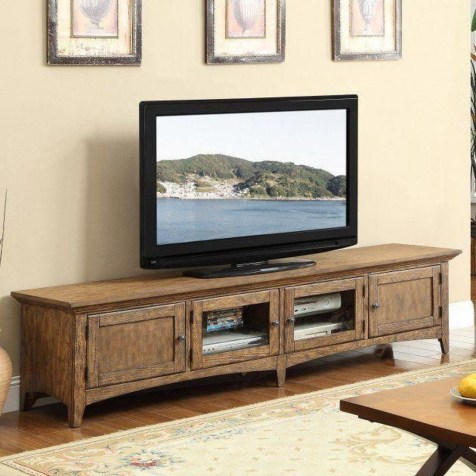 Amazing Wooden TV Stand Ideas You Can Build In A Weekend 39
