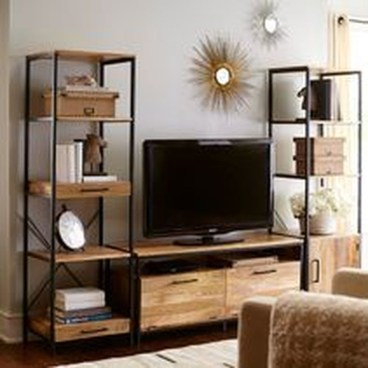 Amazing Wooden TV Stand Ideas You Can Build In A Weekend 43