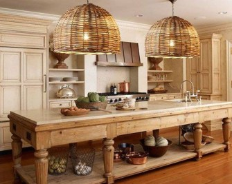 Awesome Kitchen Design Ideas To Cooking In Summer 21