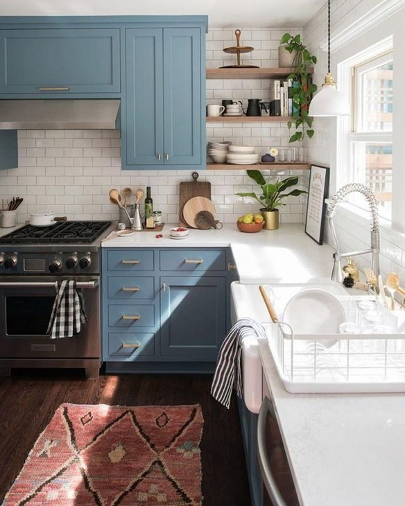 Awesome Kitchen Design Ideas To Cooking In Summer 22