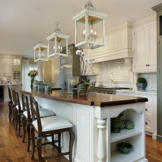 Awesome Kitchen Design Ideas To Cooking In Summer 41