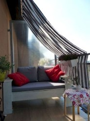 Best Ideas To Change Your Balcony Decor Into A Romantic Design 12