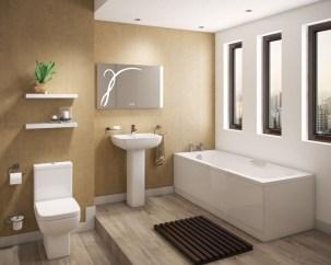 Brilliant Bathroom Design Ideas For Small Space 12