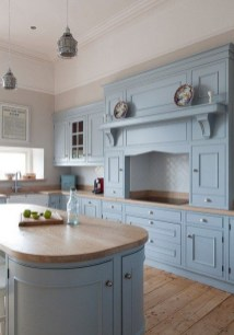 Cool Blue Kitchens Ideas For Inspiration 05