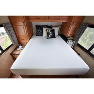 Cozy RV Bed Remodel Ideas On A Budget 03